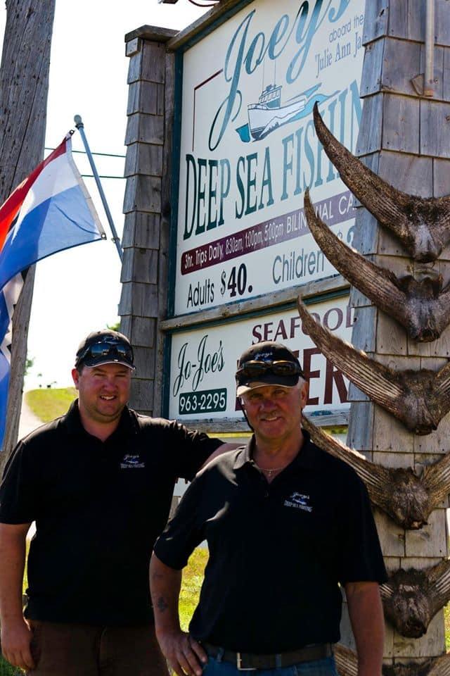 Joey's Deep Sea Fishing and Jo-Joes Eatery