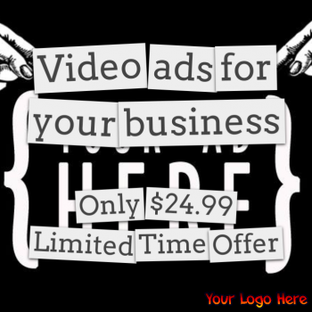 Video Ad's For Your Business